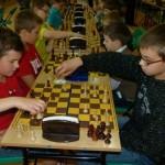 Pierwszy Turniej o Puchar Akademii Szachowej E6